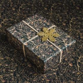 Papel de regalo Black...