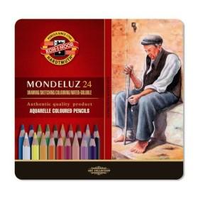 Caja Mondeluz 24