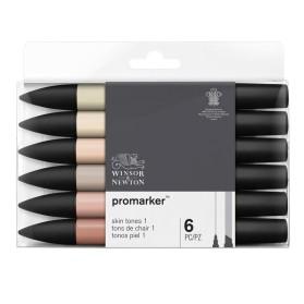 Set Promarker 6 Piel 1