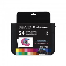 Set Promarker Brush 24