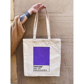 Violeta 8 de Marzo Tote Bag