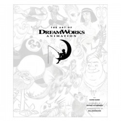 The Art of Dreamworks...